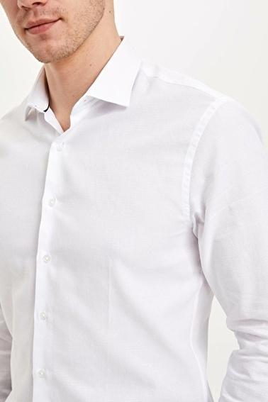DeFacto Gömlek Beyaz
